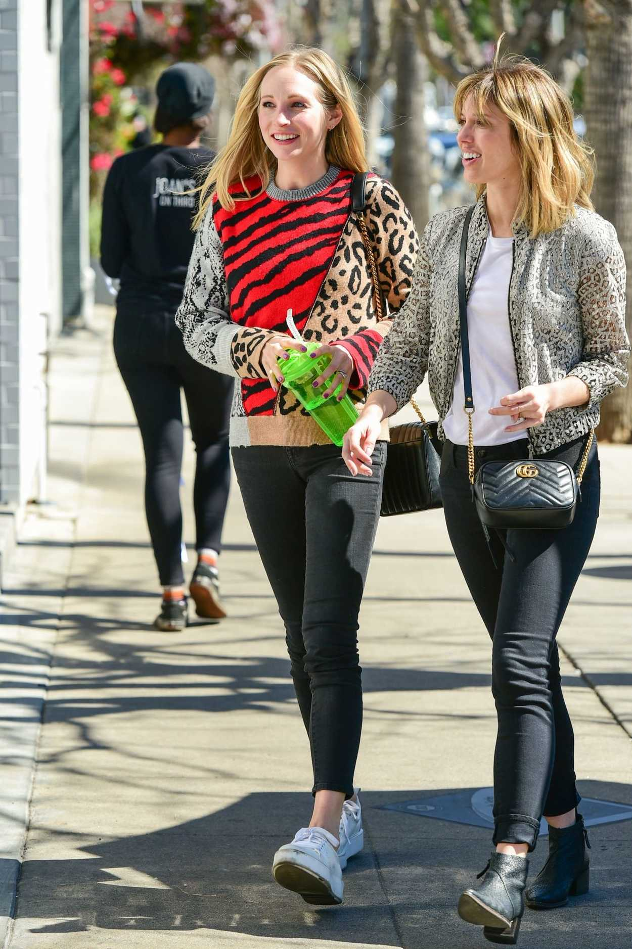 Candice King Was Seen Out In La 03 13 2019 Celebsla Com