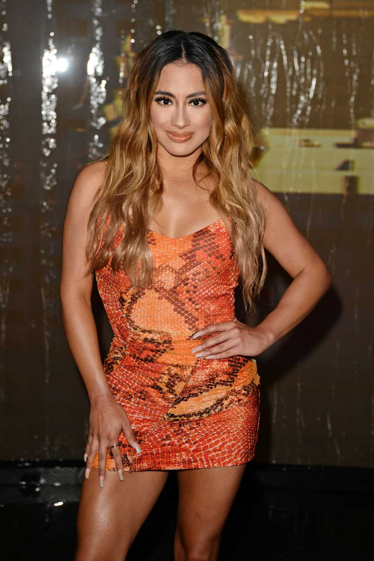 Ally Brooke Attends The Grand Opening Of The Guitar Hotel