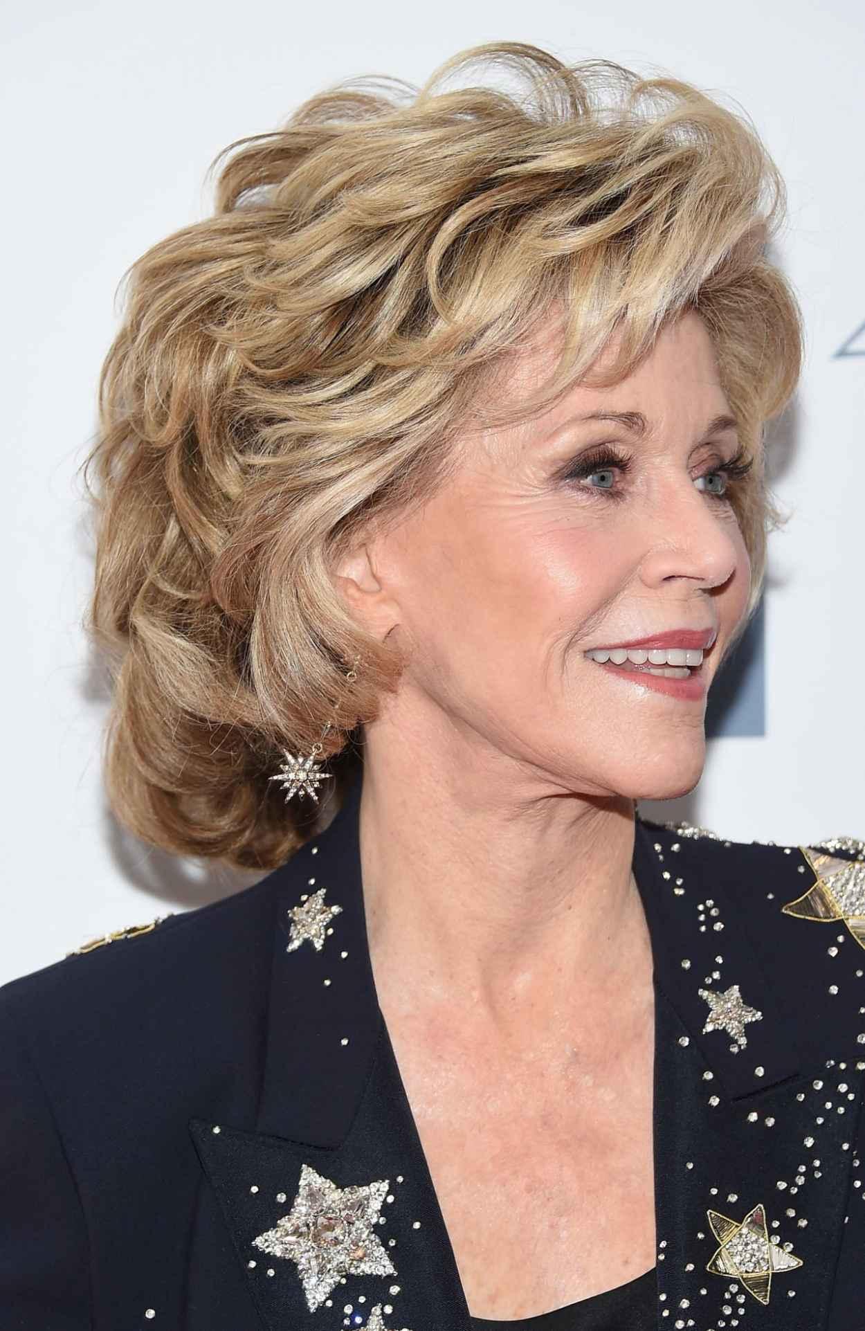 Jane Fonda 2015 Chaplin Award Gala In New York City