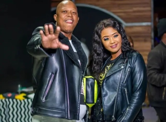 Babes Wodumo and Mampintsha