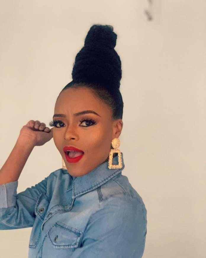 Crushing on Khayakazi Kula aka Martha from #TheQueenMzansi