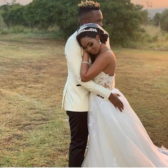 Mzansi Celebrity Weddings we Loved – Pictures