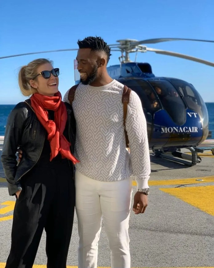 Rachel Kolisi on never giving up – I was in a completely different state this time last year