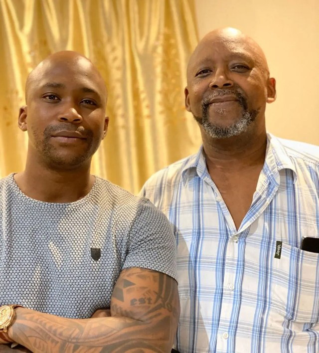 Naakmusiq and his dad are Twins