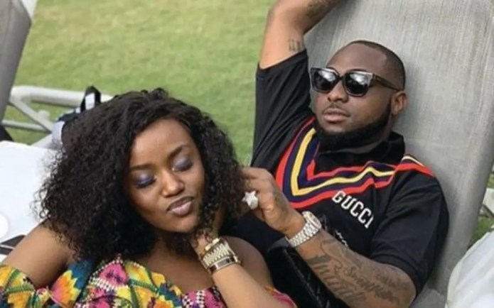 Davido's Fiancee Chioma Avril recovers from COVID-19