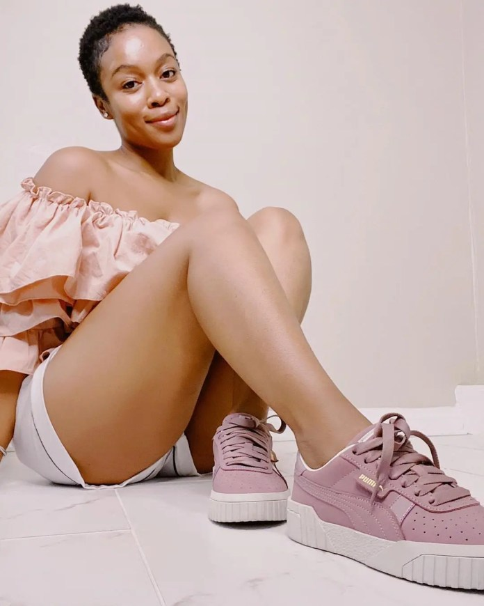 Nomzamo Mbatha speaks on her true passion besides acting