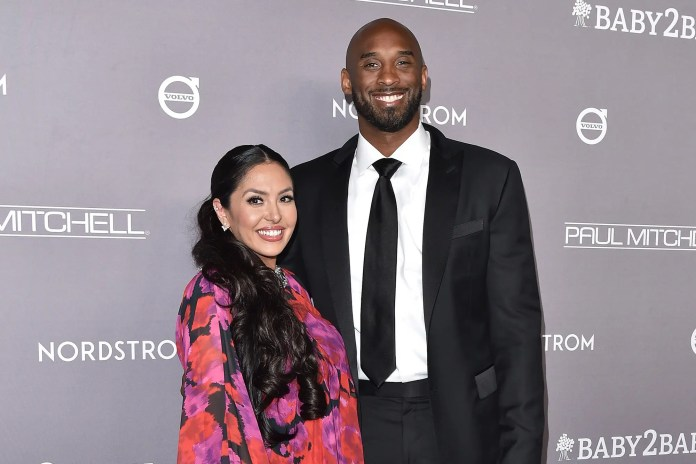 Vanessa Bryant  gifts  Kobe's Sneakers to Kim Kardashian and More Friends – Photos