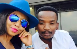 The Late Sfiso Ncwane and Wife Ayanda