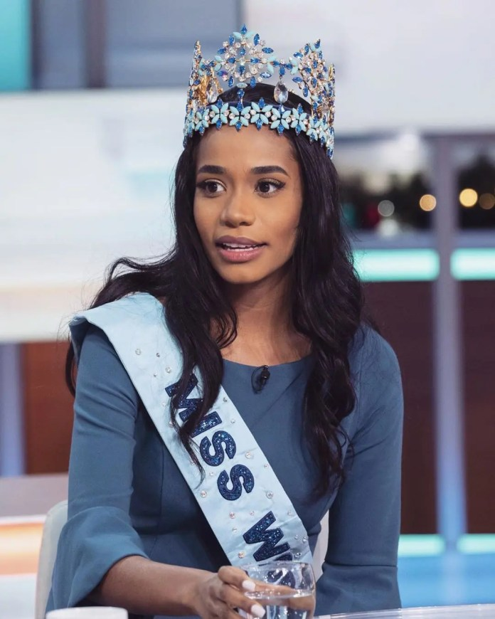 Jamaica's Toni-Ann Singh to become longest-reigning Miss Word in history