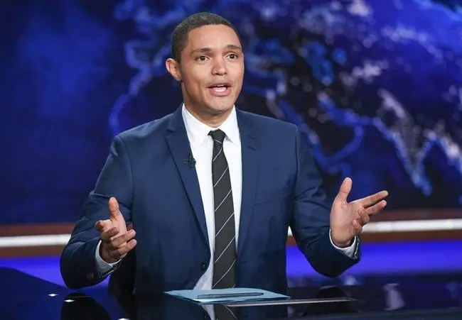 Comedian Trevor Noah Celebrates 5 Years Of Hosting The Daily Show