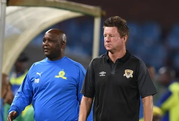 Baroka FC coach Dylan Kerr and Pisto Involved In A War Of Words After Yesterday's Game