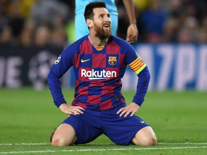 Lionel Messi's £492m Barcelona contract leaked