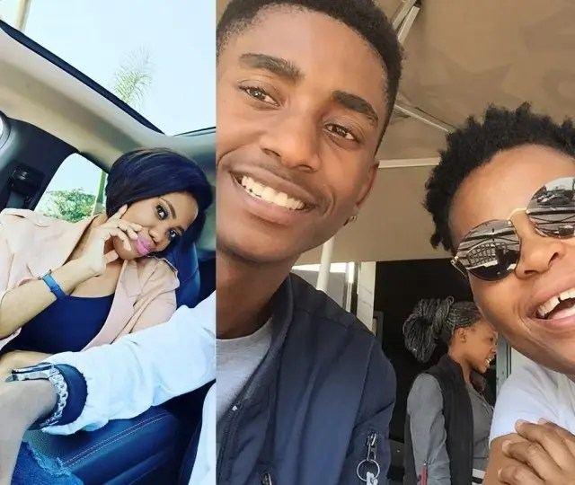Zodwa's ex Vusi reveals how much lobola he paid for his sweetie pie Thenjiwe