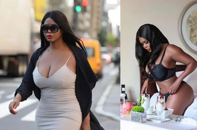 Malusi Gigaba Publicly Cheated With Instagram Model Buhle Mkhize
