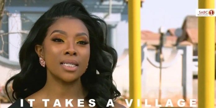 Media Personality Pearl Modiadie's  Reality Show To debut This Month On SABC 1