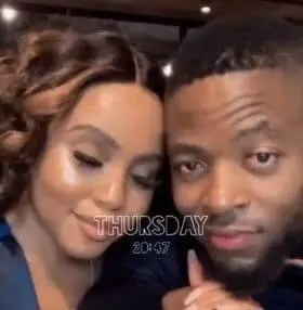 Prince Kaybee and Zola date night