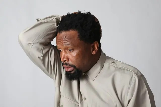 Actor Sello Maake kaNcube mourns death of his mother