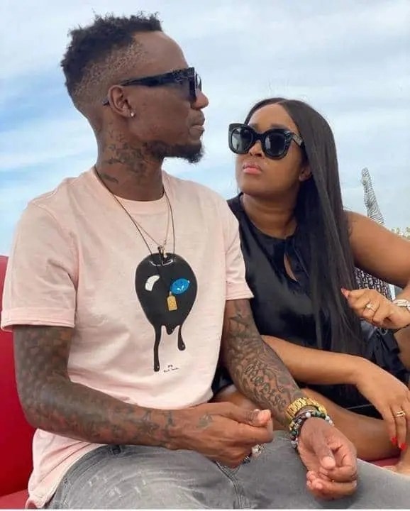Teko Modise and Lerato Kgamanye