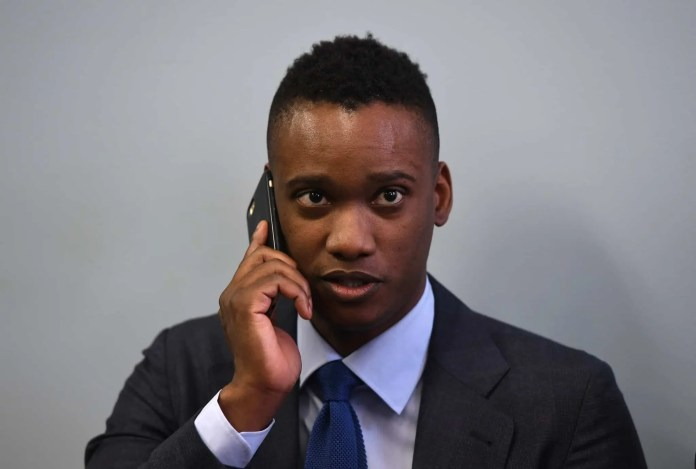 SABC Journalist in big trouble after he said this to Duduzani Zuma