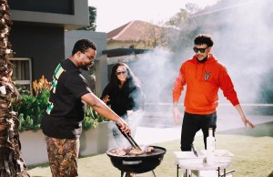 AKAs The Braai Show