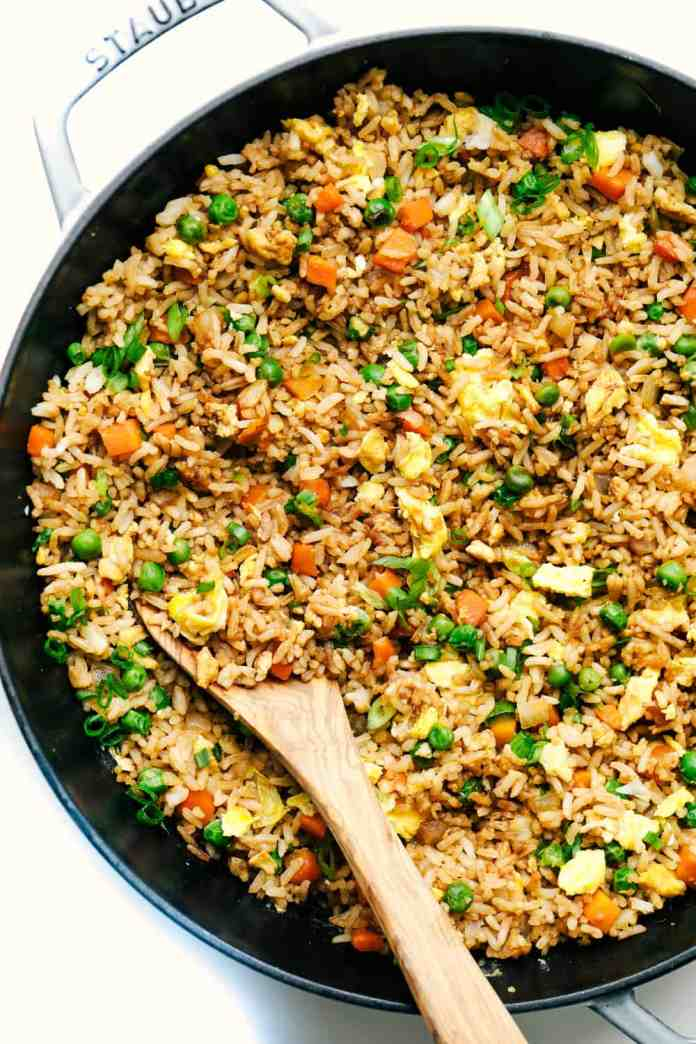 How To Cook The Best Fried Rice At Home – Recipe