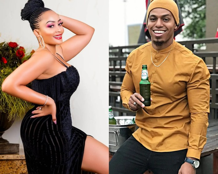 Zari The Boss Lady Spills The Tea  as It Ended In Tears For Cedric Fourie And Her