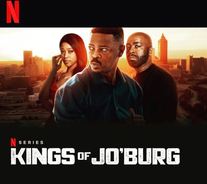 Getting To Know Kings Of Joburg Cast