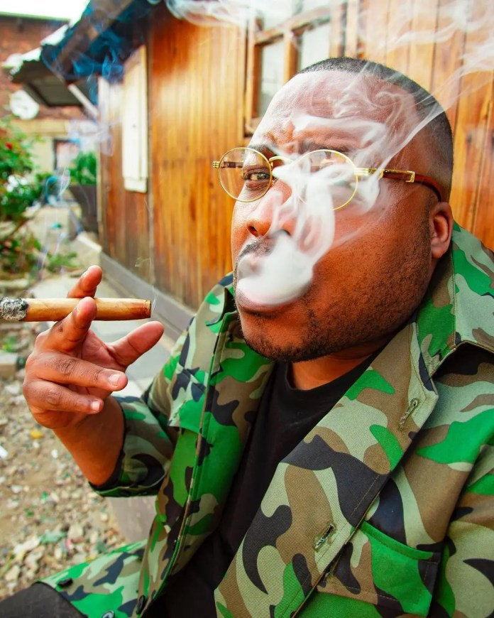 Stogie T opens up on fight with Nota Baloyi