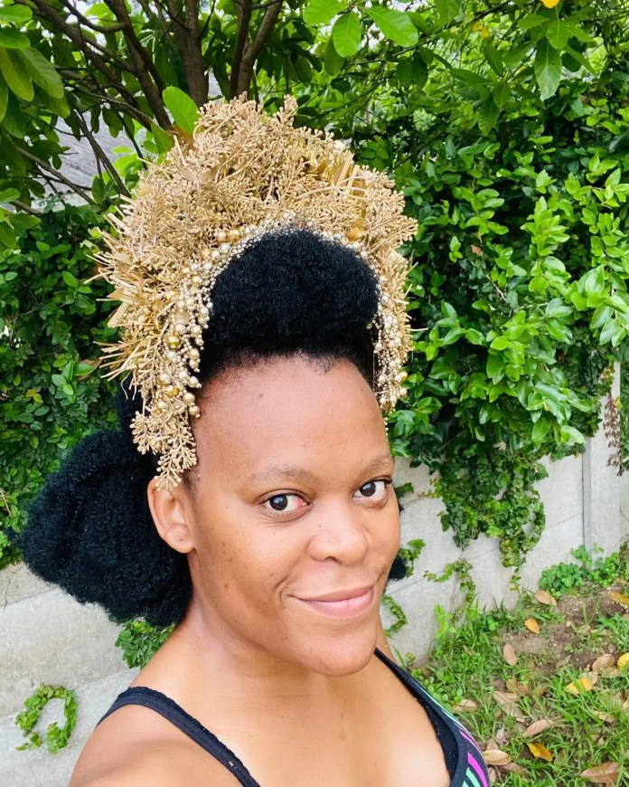Zodwa Wabantu starts selling eggs and live chicken as entertainment industry shuts down