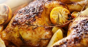 How to master the art of roasting a chicken