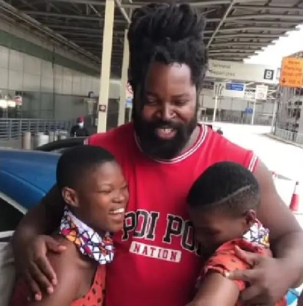 Big Zulu spoils The Qwabe Twins with expensive gifts – Photos