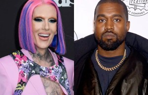 Jeffree Star and kanye