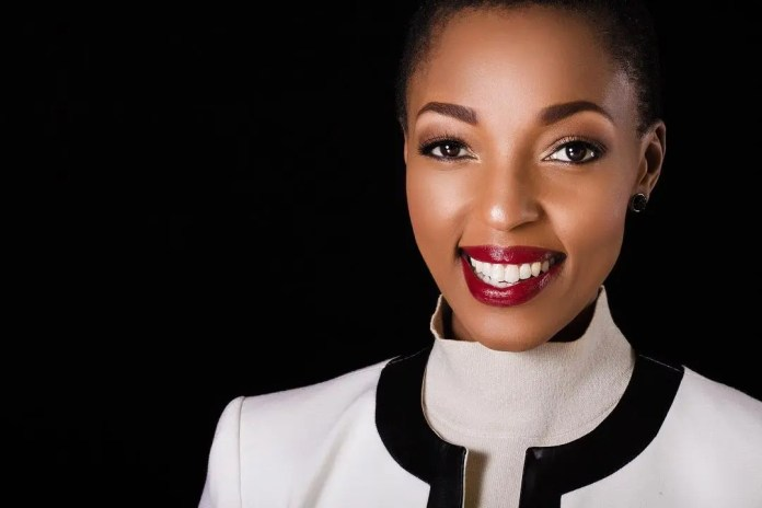 Video: Pabi Moloi reveals fear of needles as she gets vaccinated
