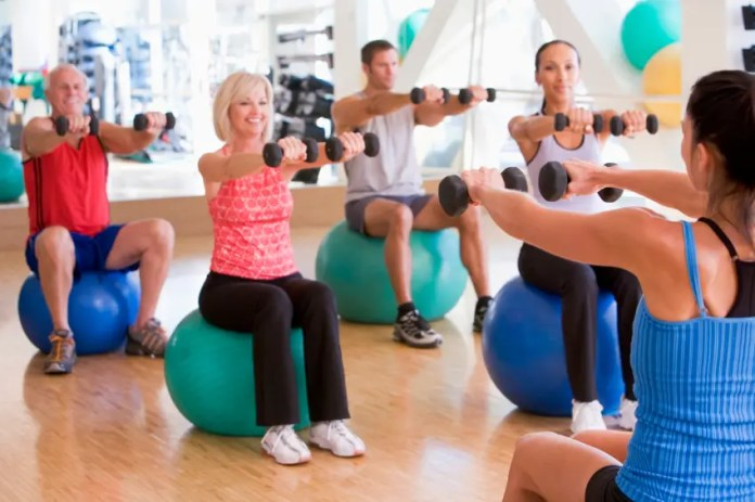 Exercise that will lower risks for heart disease and diabetes