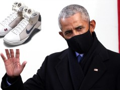 Nike sneakers designed for President Obama