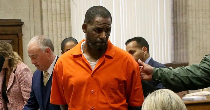 R. Kelly receives both Covid-19 dosses in prison
