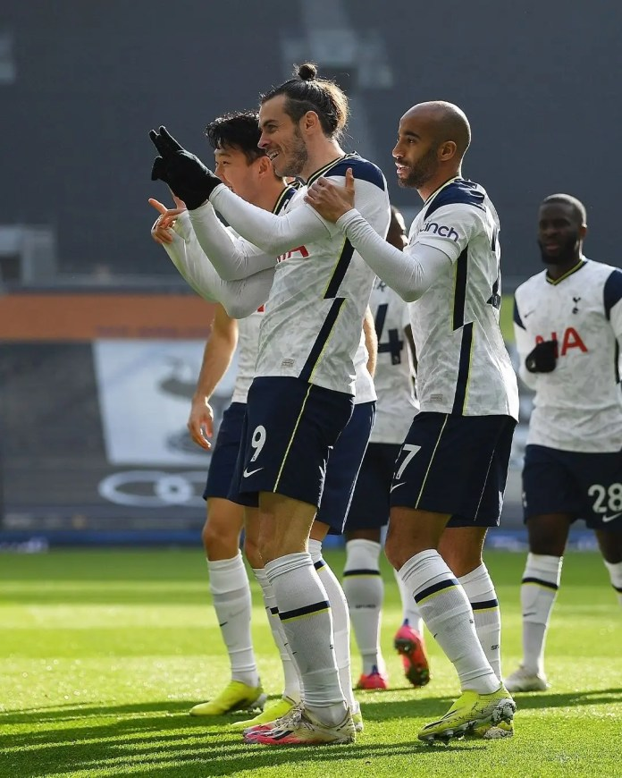 Brilliant Bale inspires Tottenham to a win over Burnley