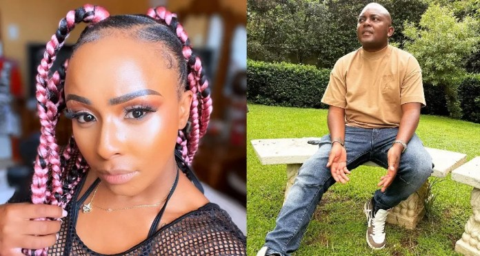Boity lashes at Euphonik – You're being a vile @sshole!