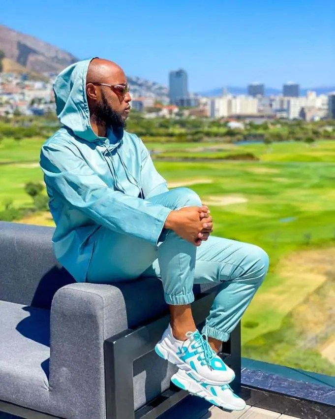 Mohale reacts to AKA's viral videos
