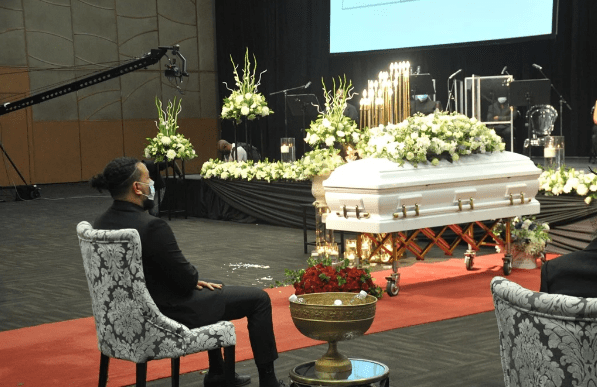 AKA to make first appearance following the passing of his fiancé, Nelli Tembe – Photo