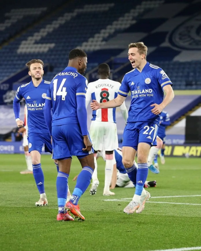 Leicester City 2 – 1 Crystal Palace