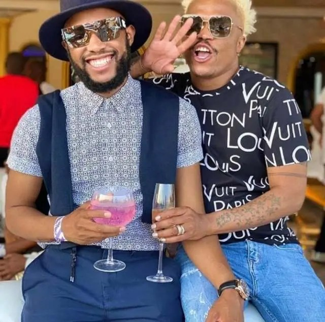 I'm not divorcing Somizi – Mohale Motaung sets the record straight, opens up on ups and downs of their marriage