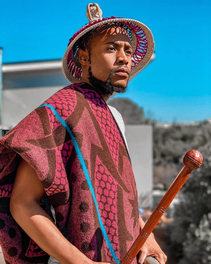 Photos: Did Mohale just get married?