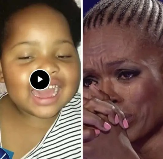 Unathi reacts as Young social media comedian Sithi Pancake imitates her – Video
