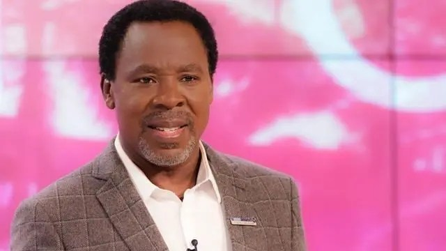 Tributes pour in for Prophet TB Joshua