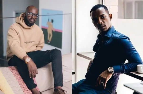 Black Coffee Reveals Why He Won't Play Zakes Bantwini's Music