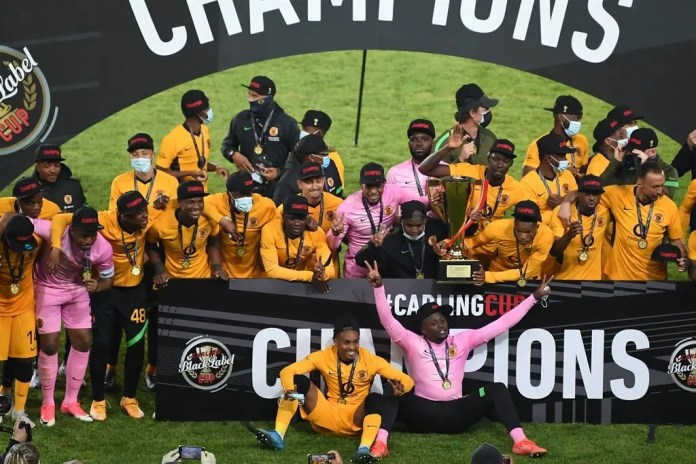 Kaizer Chiefs beat Pirates to win Carling Black Label Cup