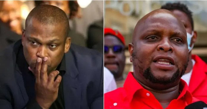 EFF's Floyd Shivambu out to get whoever fired Robert Marawa