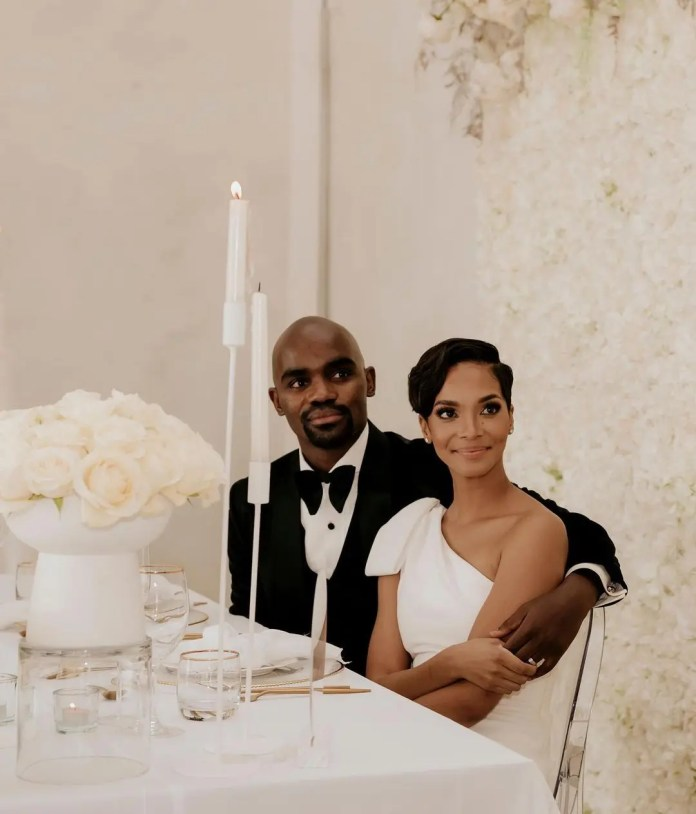 Liesl Laurie and Dr Musa1