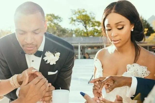 Minnie Dlamini and hubby Quinton almost broke up – Marriage is not easy